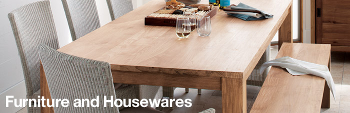 Furniture and Housewares