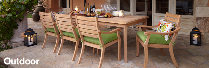 Environmentally Friendly Outdoor Furniture