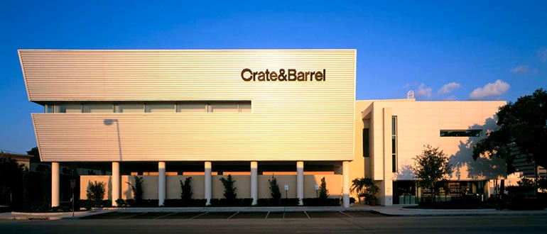 Home Office Furniture Store Houston Tx Highland Village Crate And Barrel