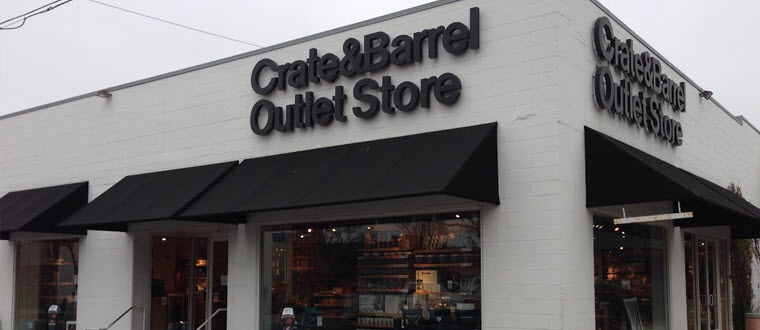 Furniture Home Decor Outlet Berkley Ca Crate And Barrel