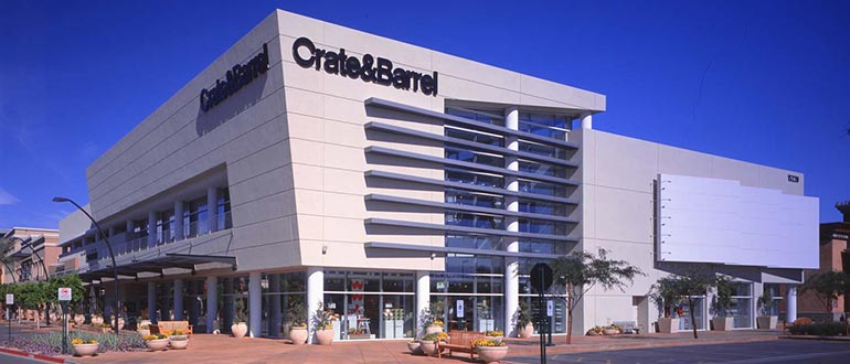 Furniture Store Scottsdale Az Kierland Commons Crate