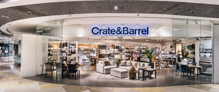 Crate and Barrel Ion Orchard