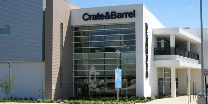 Furniture Store Annapolis Md Annapolis Mall Crate And Barrel