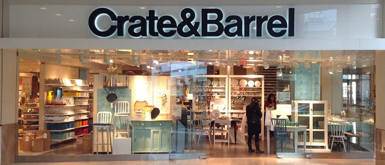 new york furniture stores crate and barrel