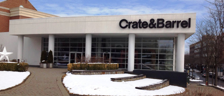 Furniture store west hartford ct blue back square crate and barrel for Living room furniture stores in ct
