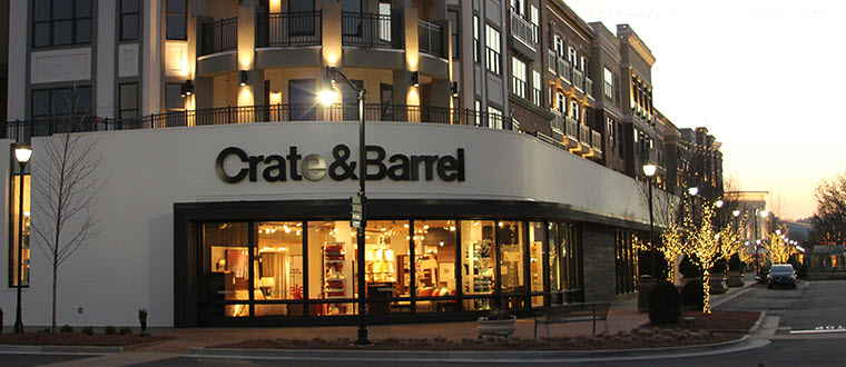 Home Decor Amp Furniture Store Alpharetta Ga Crate And Barrel
