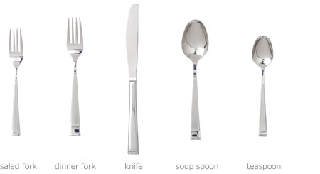 Resource Guide: Flatware | Crate and Barrel